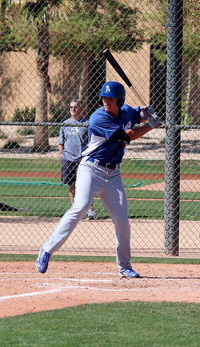 Corey Seager is going to be a stud, by Dustin Nosler