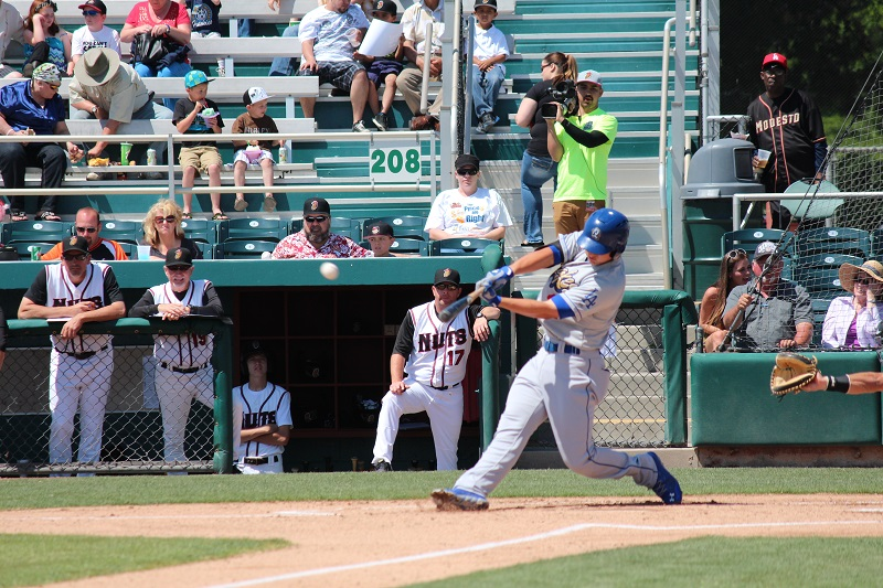 Corey Seager is Chattanooga-bound. (Photo by: Dustin  Nosler)