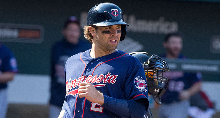 Dodgers, Twins Said To Be At 'impasse' In Brian Dozier