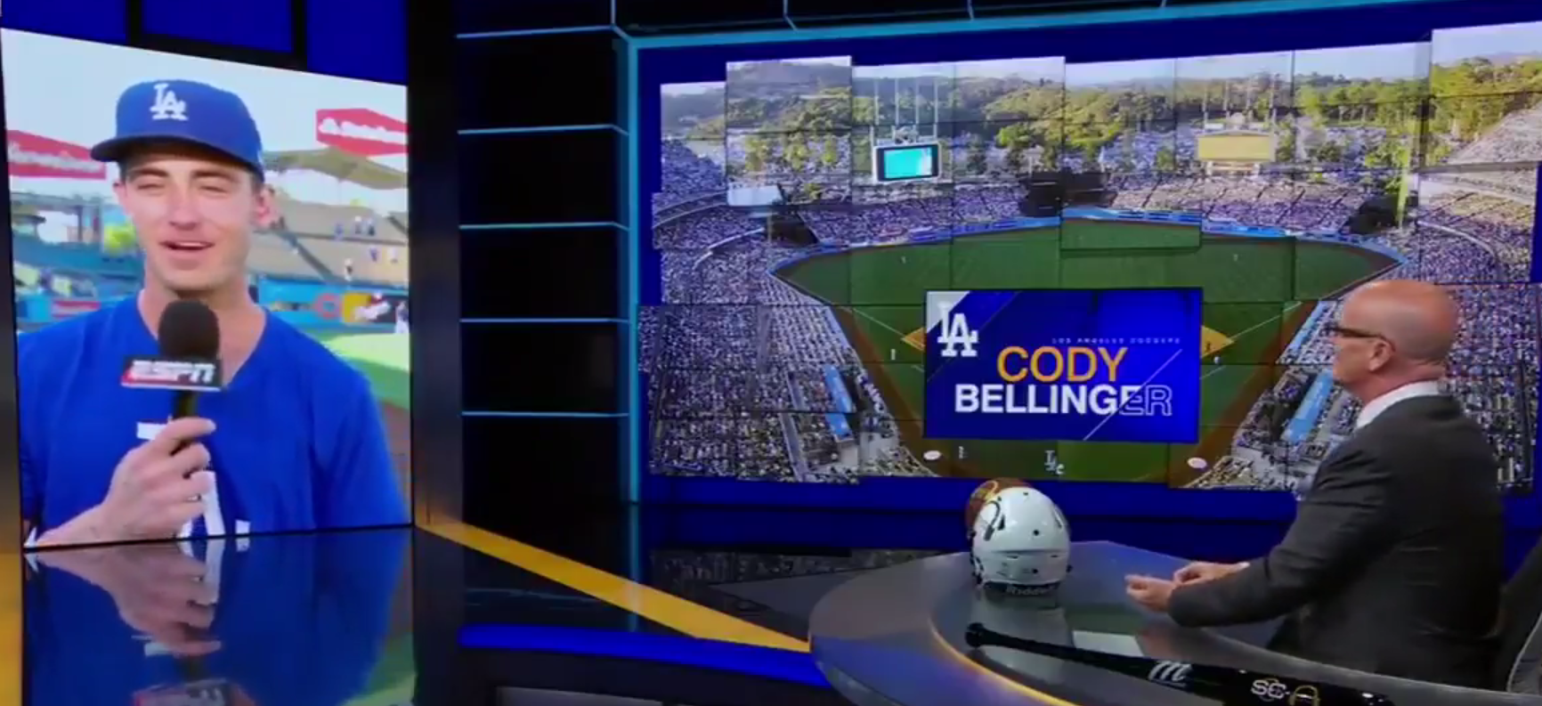 Is Cody Bellinger the root of Dodgers clubhouse strife? My