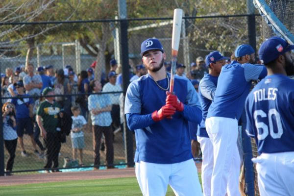 495c10a2a3d What exactly is the Dodgers  plan for Alex Verdugo  – Dodgers Digest