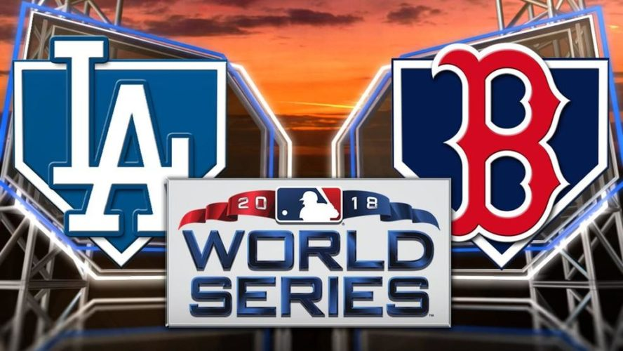 Boston Red Sox vs Los Angeles Dodgers Highlights || World ...