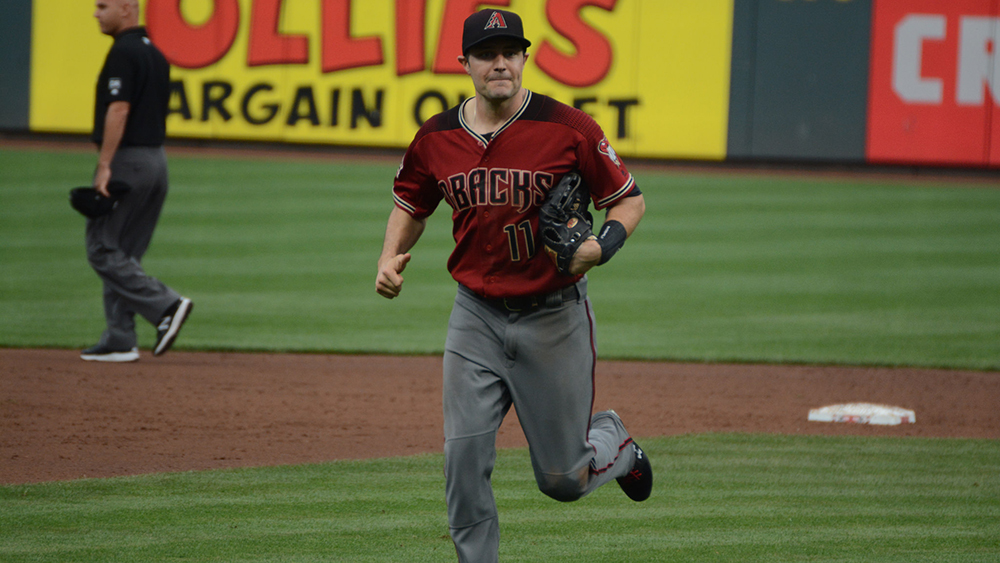 Former D-backs outfielder A.J. Pollock reportedly signs with Dodgers