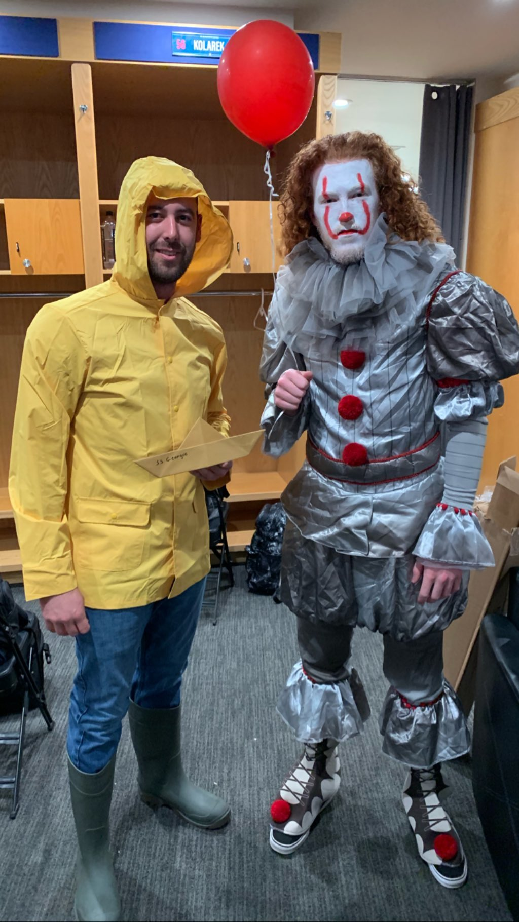 Dodgers Had Their Dress Up Day For 2019 Involving All On